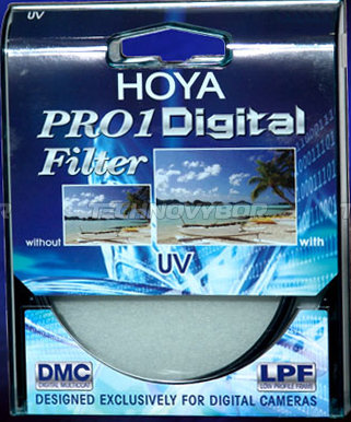HOYA 58mm S Pro1 Digital UV DMC LPF