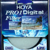 HOYA 62mm S Pro1 Digital UV DMC LPF
