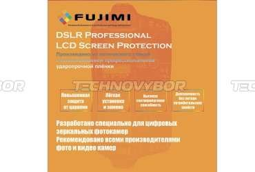 FUJIMI DSLR Professional LCD защита Screen Protection-Nikon D5100/5200